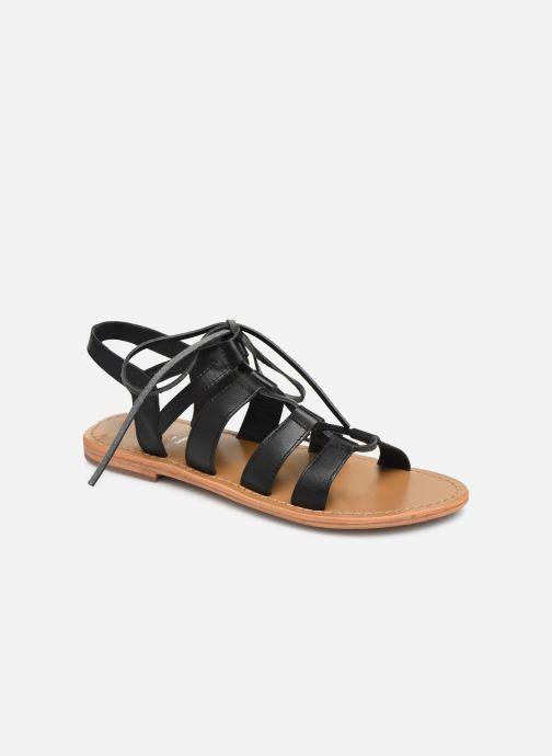 Sandali e scarpe aperte White Sun Piaui Nero vedi dettaglio/paio