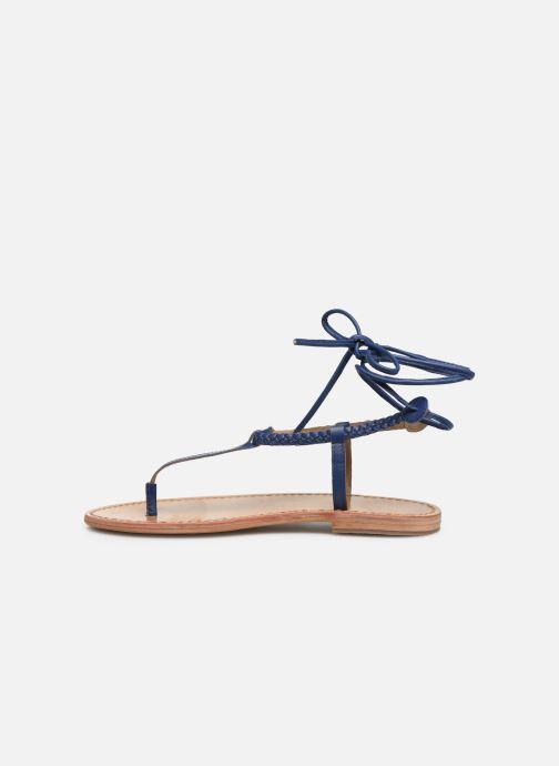Sandali e scarpe aperte White Sun Brasilia Azzurro immagine frontale