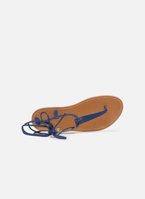 Sandali e scarpe aperte White Sun Brasilia Azzurro immagine sinistra