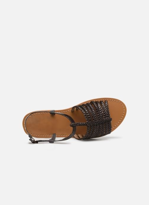 White Sun Chatelet Sandals in Brown (425303)