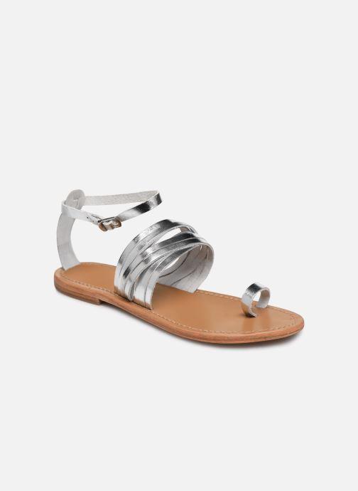 Sandali e scarpe aperte White Sun Pessoa Argento vedi dettaglio/paio