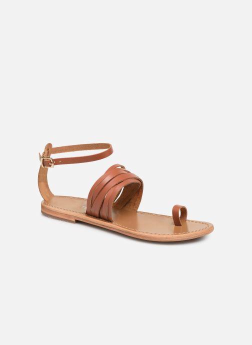 Sandali e scarpe aperte White Sun Pessoa Marrone vedi dettaglio/paio