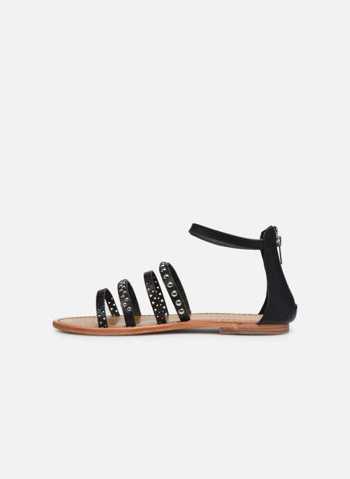 Sandali e scarpe aperte White Sun Fidena Nero immagine frontale