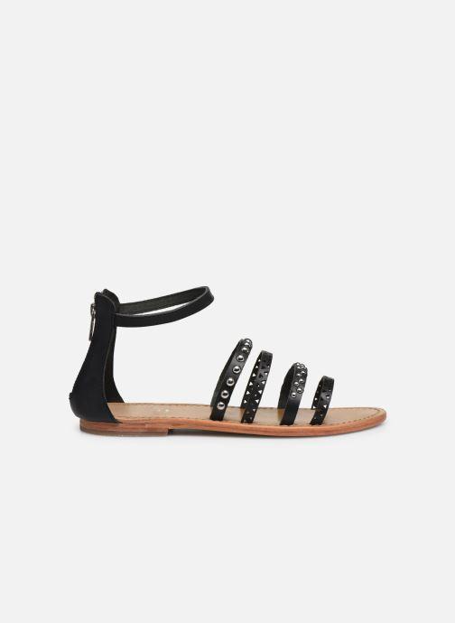 Sandali e scarpe aperte White Sun Fidena Nero immagine posteriore