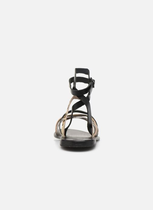 Sandals White Sun Tresmeur Multicolor view from the right