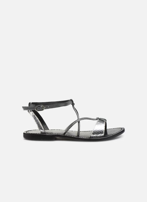 Sandali e scarpe aperte White Sun Editha Argento immagine posteriore