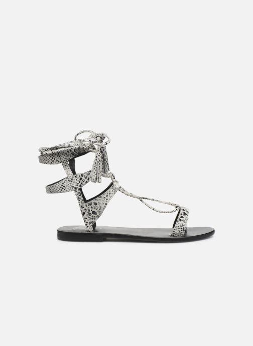 Sandali e scarpe aperte White Sun Enogat Grigio immagine posteriore