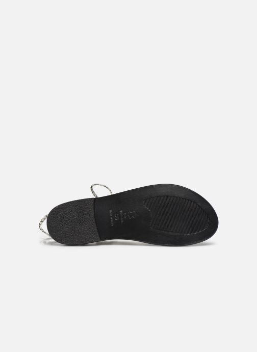 White Sun Enogat Sandals in Grey (425308)