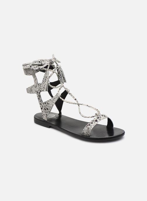 Sandali e scarpe aperte White Sun Enogat Grigio vedi dettaglio/paio