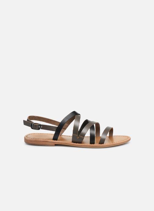 Sandali e scarpe aperte White Sun Goiania Grigio immagine posteriore