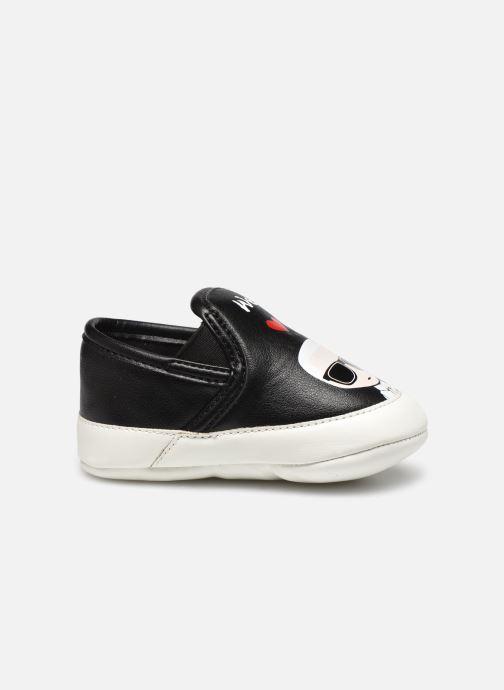 Pantofole Karl Lagerfeld Z99005 Nero immagine posteriore