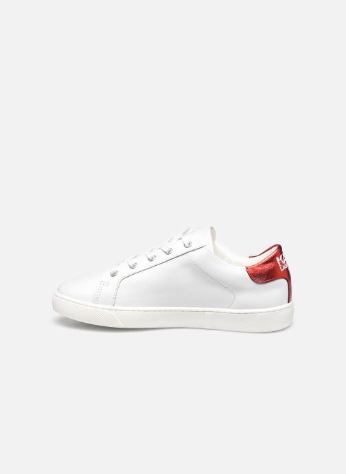Sneakers Karl Lagerfeld Z19037 Bianco immagine frontale