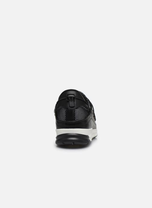 Deportivas Karl Lagerfeld Z19038 Negro vista lateral derecha