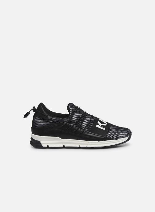 Sneaker Karl Lagerfeld Z19038 schwarz ansicht von hinten