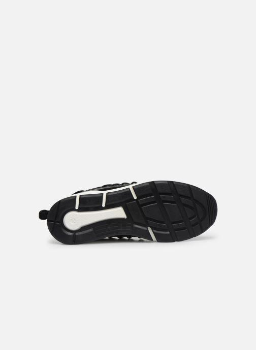 Sneaker Karl Lagerfeld Z19038 schwarz ansicht von oben