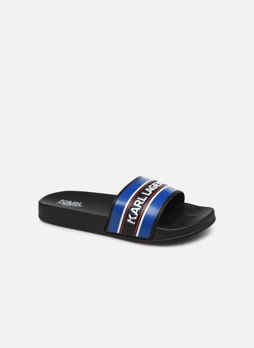Sandales et nu-pieds Karl Lagerfeld Z29021 Noir vue détail/paire