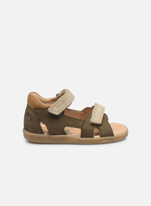 Sandales et nu-pieds Shoo Pom Pika Shoo Vert vue derrière