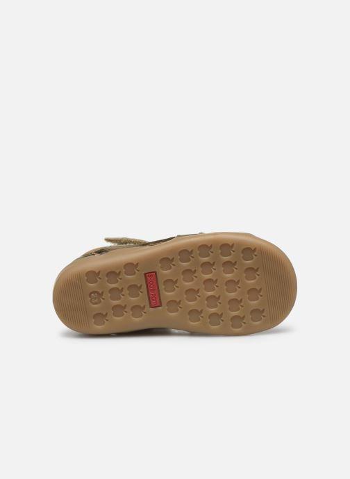 Sandales et nu-pieds Shoo Pom Pika Shoo Vert vue haut