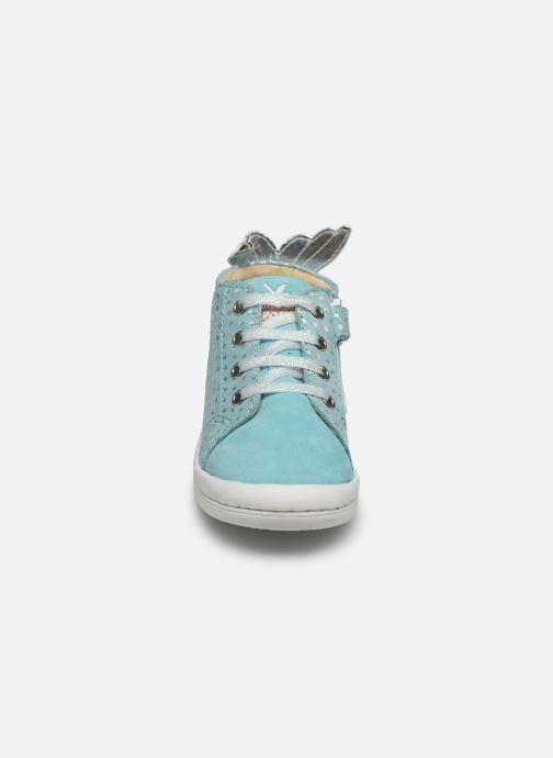 Stiefeletten & Boots Shoo Pom Kikki Sirene blau schuhe getragen