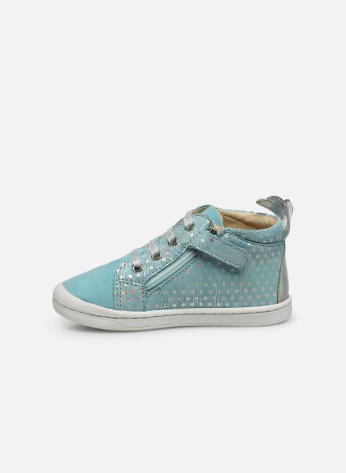 Stiefeletten & Boots Shoo Pom Kikki Sirene blau ansicht von vorne