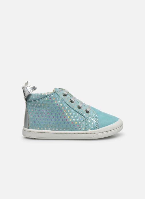 Stiefeletten & Boots Shoo Pom Kikki Sirene blau ansicht von hinten