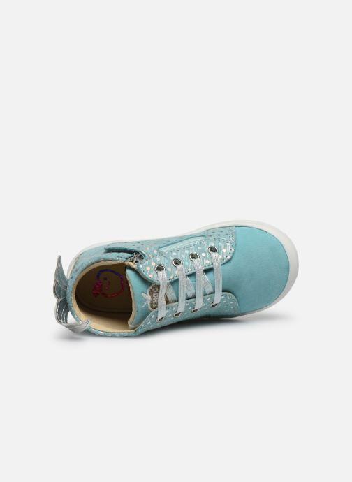 Stiefeletten & Boots Shoo Pom Kikki Sirene blau ansicht von links