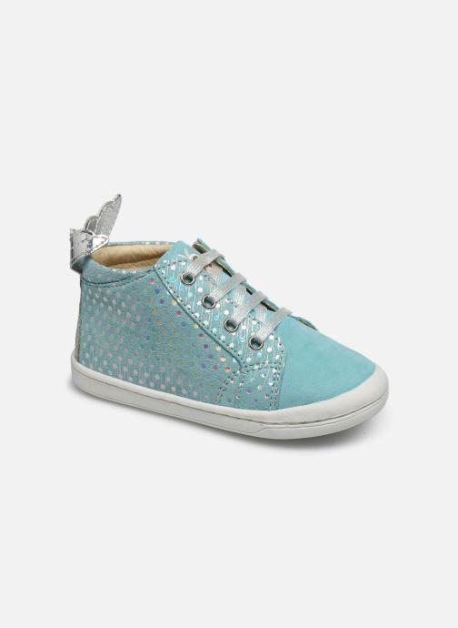 Stiefeletten & Boots Shoo Pom Kikki Sirene blau detaillierte ansicht/modell
