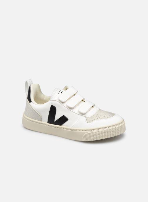 Sneaker Veja Small V-10 Velcro schwarz detaillierte ansicht/modell