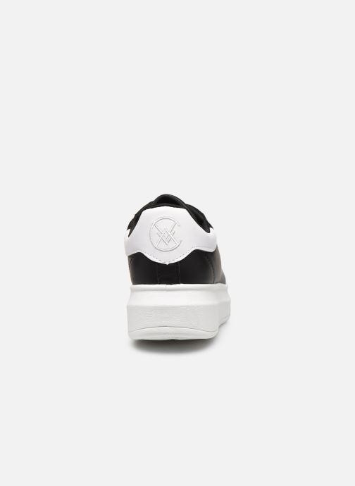 Sneakers Chattawak BRIVA Nero immagine destra