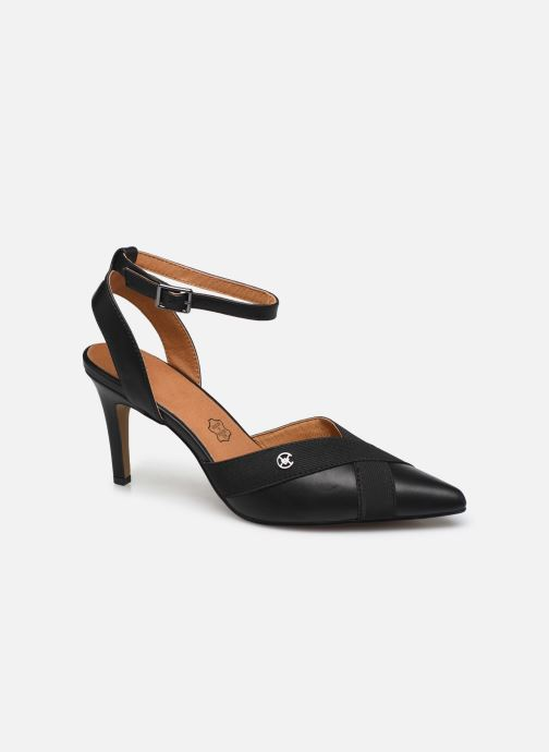 High heels Chattawak DALIA Black detailed view/ Pair view