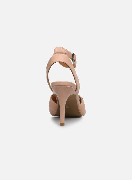 Zapatos de tacón Chattawak DALIA Rosa vista lateral derecha