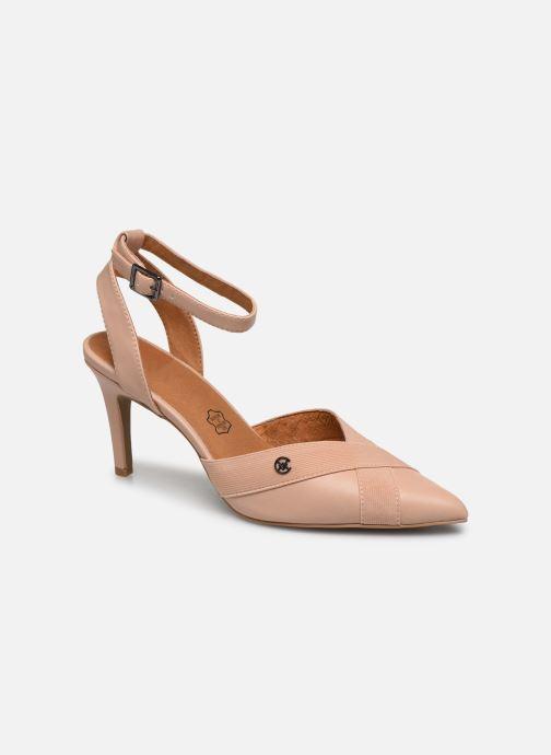 Zapatos de tacón Chattawak DALIA Rosa vista de detalle / par