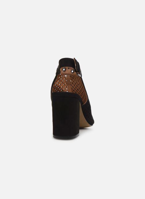 Sandali e scarpe aperte Chattawak DEBORAH Nero immagine destra