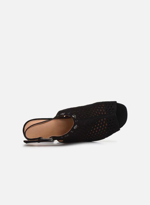 Sandali e scarpe aperte Chattawak DEBORAH Nero immagine sinistra