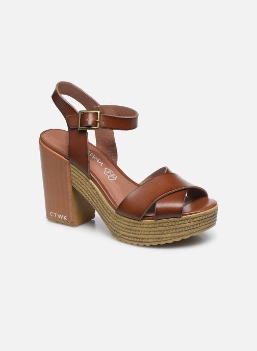Sandali e scarpe aperte Chattawak HORTENSE Marrone vedi dettaglio/paio