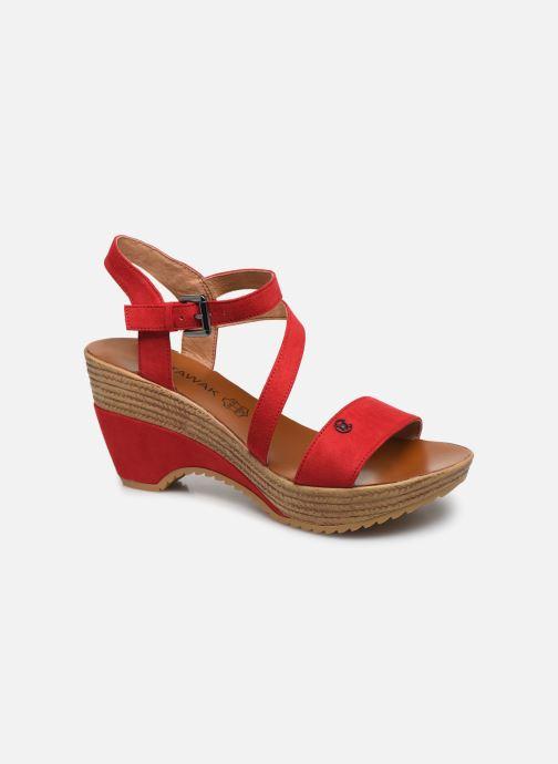 Sandalen Chattawak MAELLE rot detaillierte ansicht/modell