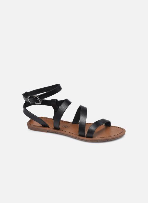 Sandales et nu-pieds Chattawak MALLORY Noir vue détail/paire
