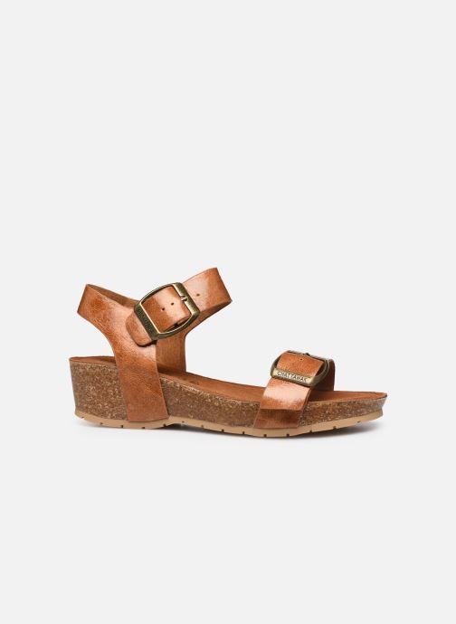 Sandales et nu-pieds Chattawak MARIELLE Marron vue derrière