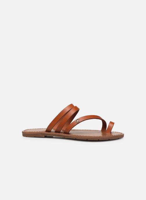 Sandales et nu-pieds Chattawak MISHA Marron vue derrière