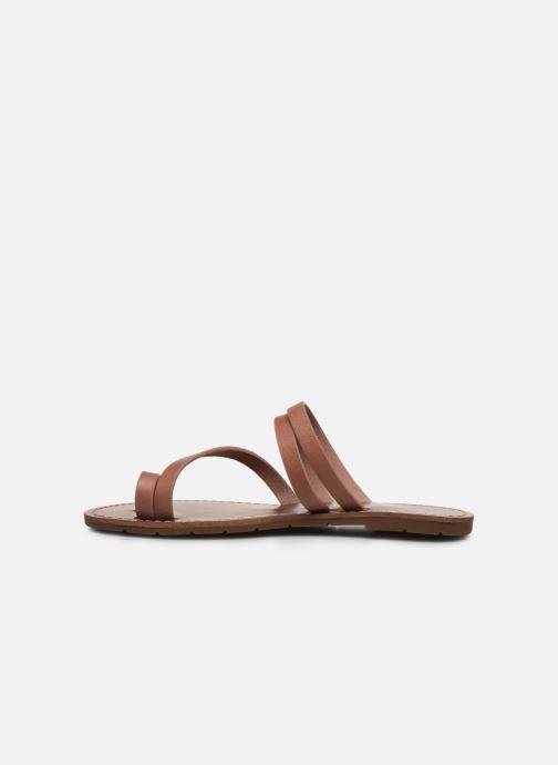 Sandali e scarpe aperte Chattawak MISHA Rosa immagine frontale