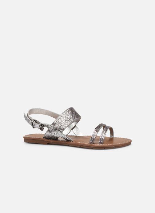 Sandales et nu-pieds Chattawak MONIA Argent vue derrière