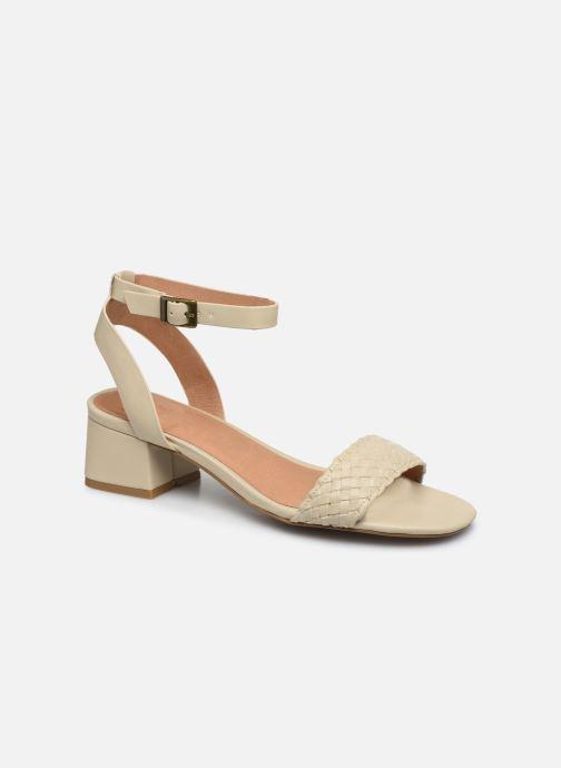 Sandales et nu-pieds Chattawak MUSCADE Beige vue détail/paire
