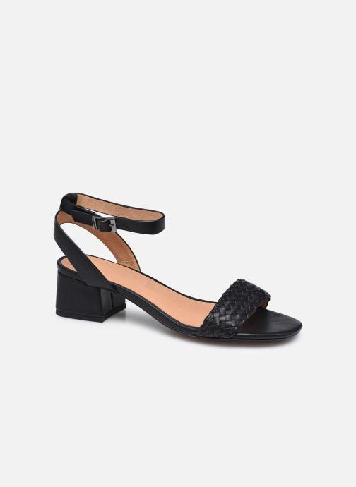 Sandales et nu-pieds Chattawak MUSCADE Noir vue détail/paire