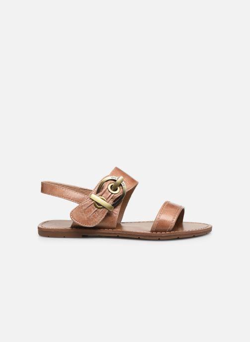 Sandali e scarpe aperte Chattawak NAOMI Beige immagine posteriore
