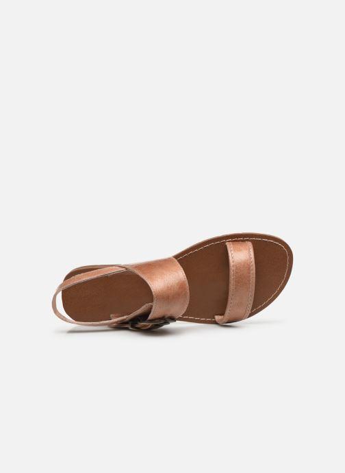 Sandali e scarpe aperte Chattawak NAOMI Beige immagine sinistra