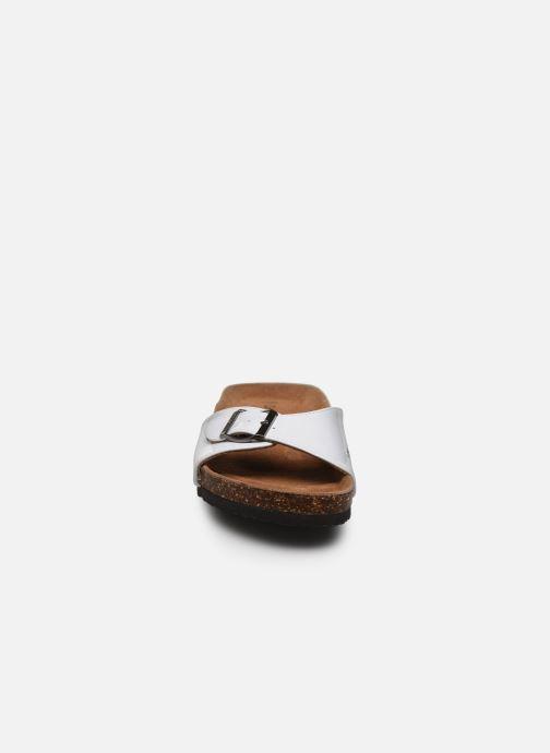 Mules et sabots Chattawak OPALINE Blanc vue portées chaussures