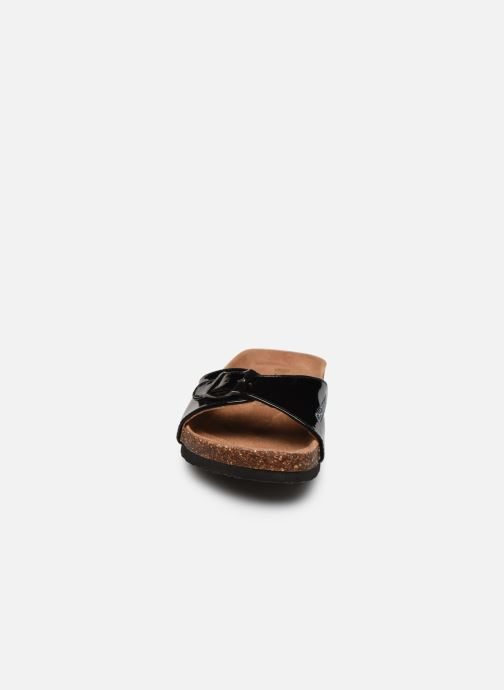 Mules et sabots Chattawak OPALINE Noir vue portées chaussures