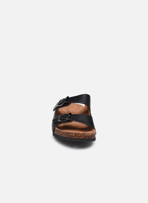 Mules et sabots Chattawak ORPHEE Noir vue portées chaussures