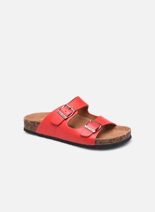 Clogs & Pantoletten Chattawak ORPHEE rot detaillierte ansicht/modell