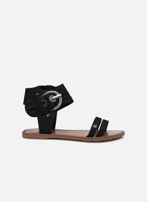 Sandales et nu-pieds Chattawak PACOME Noir vue derrière